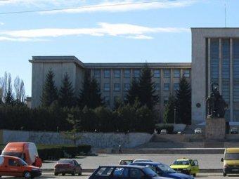 Cladirea Academiei Militare din Bucuresti