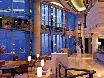 Grand Hyatt - cel mai inalt hotel