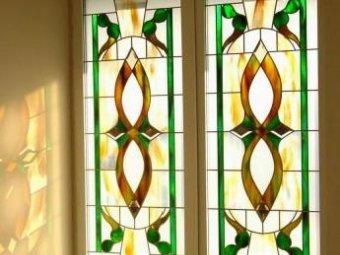 Vitraliile- Suprafetele vitrate