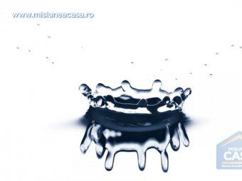 alimentarea cu apa