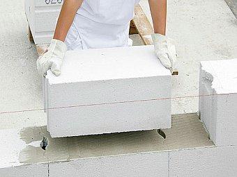 BCA (beton celular autoclavizat)