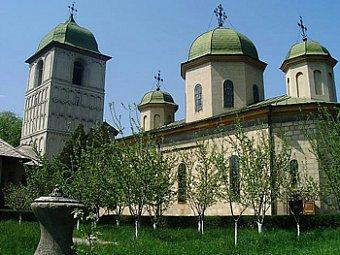 Manastirea Negru Voda (Campulung Muscel)