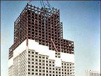 Sears Tower - unul dintre primii zgarie-nori din lume