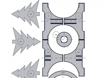suport brad - schita