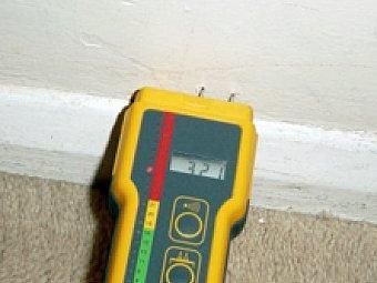 Higriometru - verificarea umiditatii