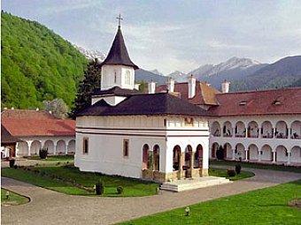 "Manastirea Sambata - ""Tinda Raiului"""
