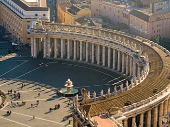Miracolul Romei este perfectiune