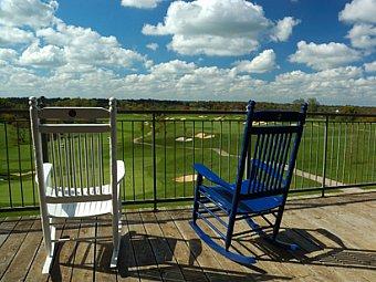 O oaza de liniste - veranda