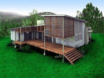 """Casa Verde"" de la stat"