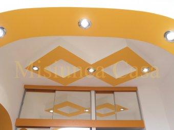realizare scafe tavan si pereti