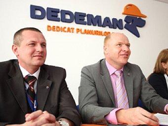 DEDEMAN deschide primul magazin din Bucuresti