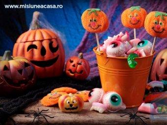 decorarea dovlecilor de Halloween