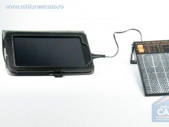 incarcator solar pentru telefoane mobile
