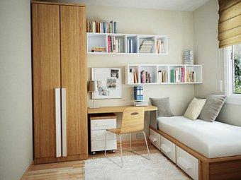 Amenajarea unui dormitor mic