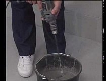 Aplicare hidroizolatie