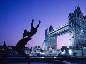 Tower Bridge - Londra - arhitectura moderna