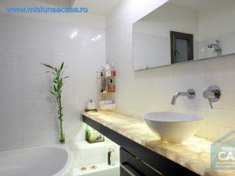 amenajare baie in stil feng shui
