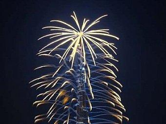 Burj Khalifa - cea mai inalta cladire din lume