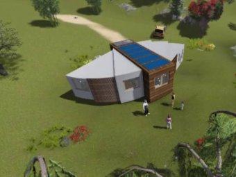 Casa evantai