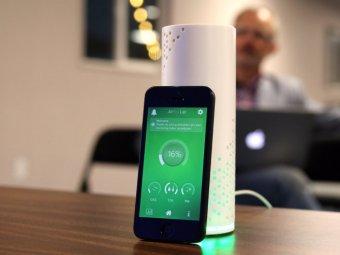Alima – aparat de monitorizat calitatea aerului