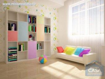 amenajare casa - amenajare cu culori