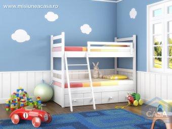 Amenajare dormitor copil