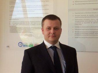 Alexandru Stanean - Director General Adjunct al Teraplast