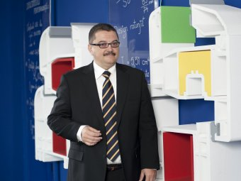 Aurel Vlaicu - Director General al GEALAN Romania