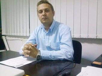 Marius Ionescu Coordonator de Vanzari al Salamander