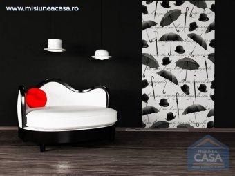 Design interior negru - amenajari