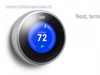 termostatul inteligent Nest