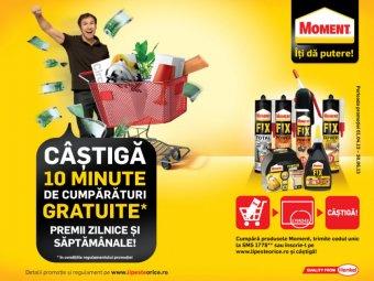 Promotie Moment - Lipesteorice.ro