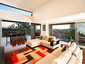 Open space pentru un living confortabil