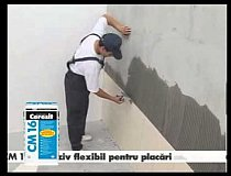 Placare perete cu faianta