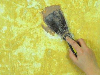 repararea fisurilor / crapaturilor din pereti