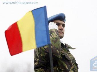 1 Decembrie - soldat, drapel