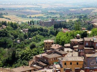 Peisaj din Toscana