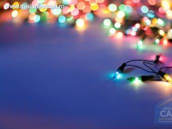 luminite sarbatori de iarna