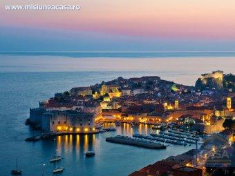 Poza cu Dubrovnik, Croatia