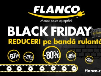 Black Friday la Flanco