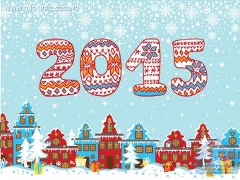 Revelion 2015 - MisiuneaCasa.ro