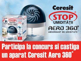 Vizual concurs Aero 360
