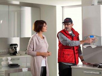 Revizia centralelor termice trebuie efectuata de un specialist