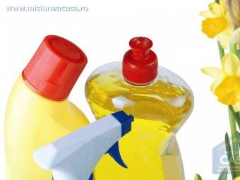 Produse de curatare handmade