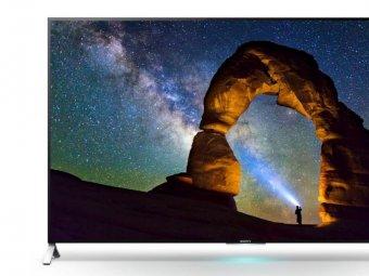 Televizorul Sony Bravia X 90C, cel mai subtire LCD din lume