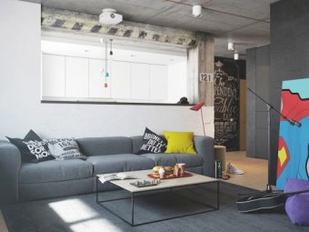 Design interior creativ