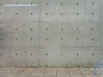 Perete din beton