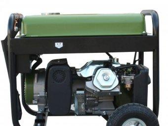 Generator de curent electric pe benzina