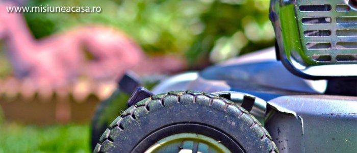 Ghid de achizitionare a masinii de tuns iarba – partea a 2-a