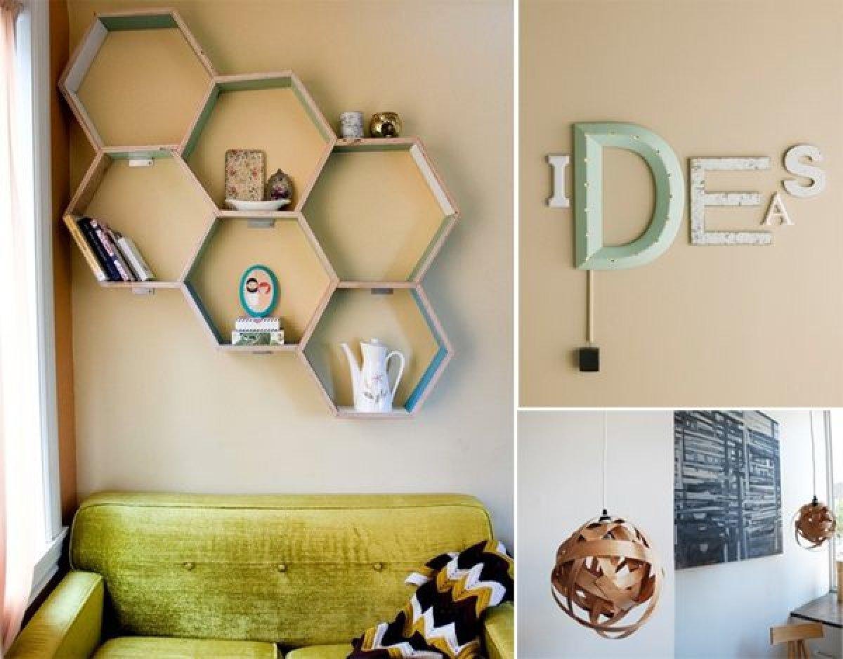 Idei pentru casa cu buget redus misiunea casa for Home decor handmade ideas